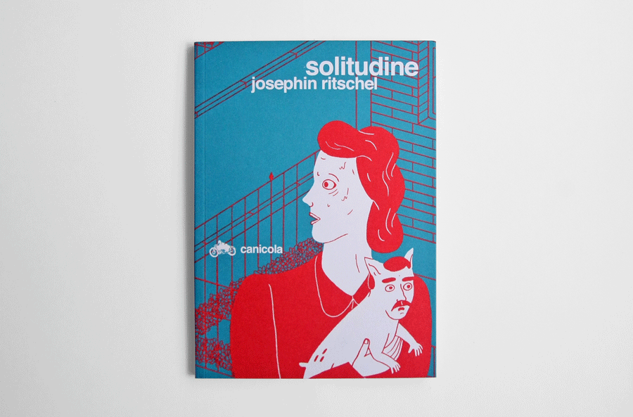 Architecture Interior Illustration Solitude Solitudine Comic Josephin Ritschel