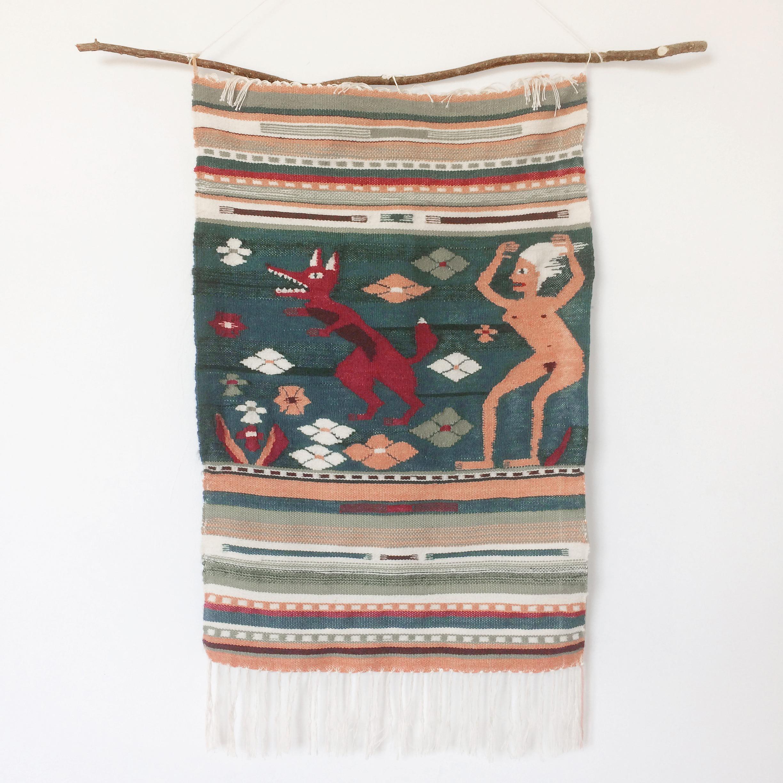 Weaving Josephin Ritschel